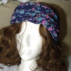 Reversible boho chic Headband